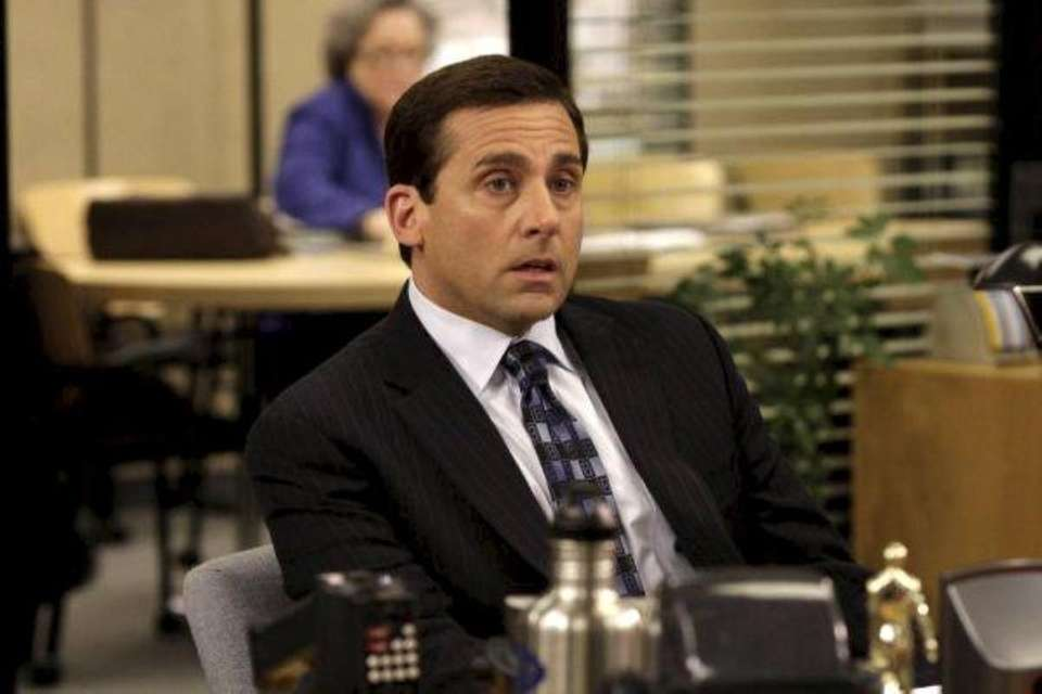 STEVE CARELL EXITS 'THE OFFICE' One of TV's