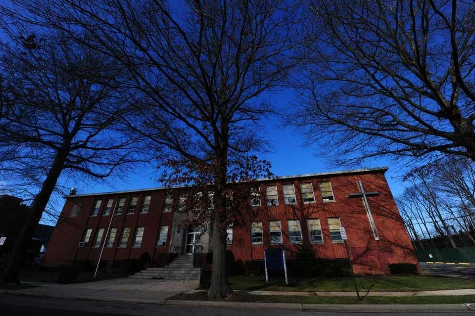St. Ignatius Loyola School in Hicksville. (Dec. 8,