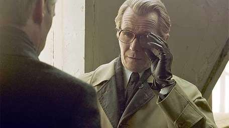 "Gary Oldman stars in ""Tinker Tailor Soldier Spy."""