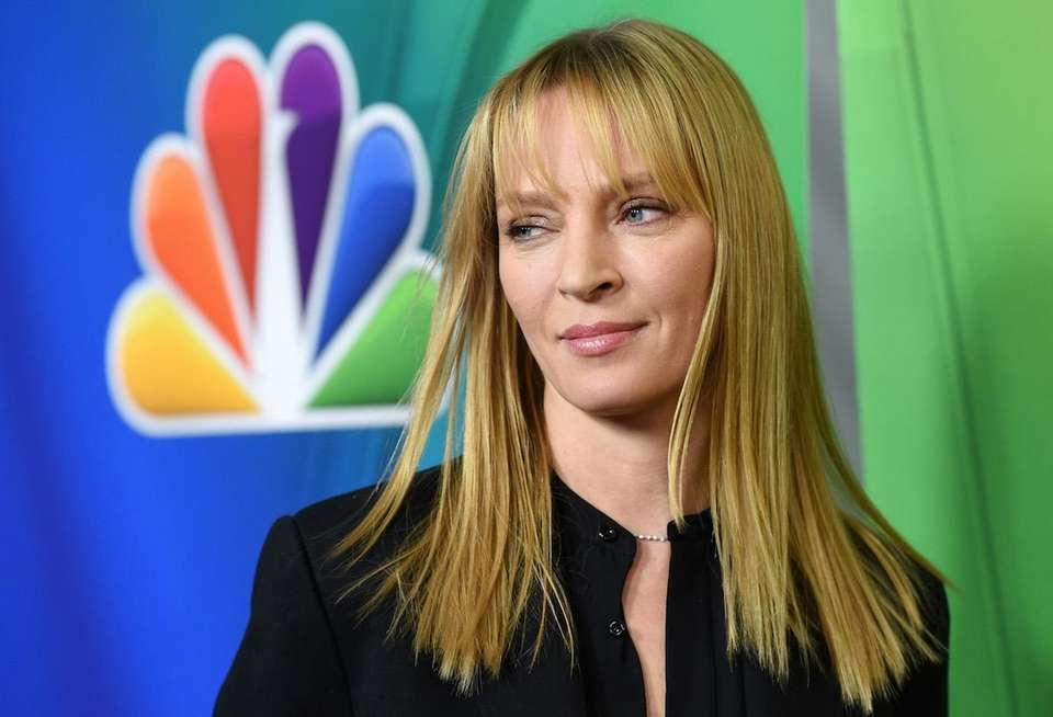 Actress Uma Thurman is a supporter of Room