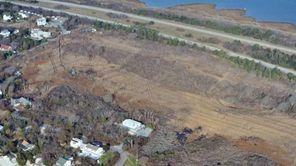 Investigators search for Shannan Gilbert's body in marsh