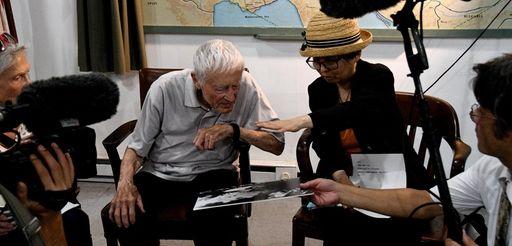 World War II veteran Robert Strugats, 95, of