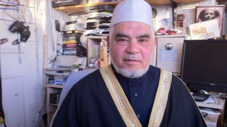 Ahmed Essam Ibrahim, 64, of St. James is