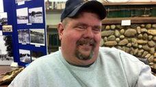Kenneth Okvist, 48, of Lake Ronkonkoma has been