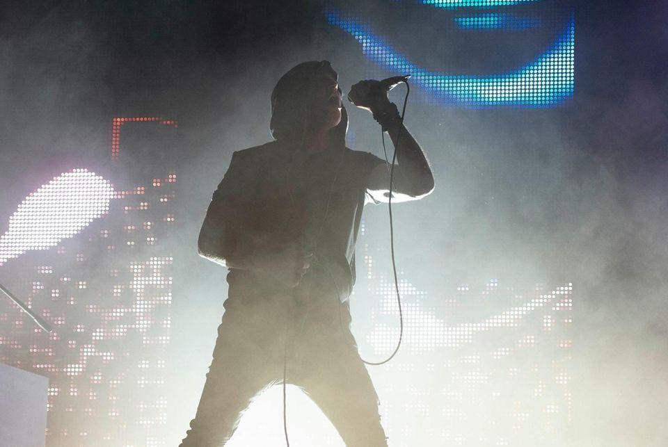 Third Eye Blind lead singer Stephan Jenkins. Third