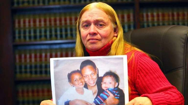 Sharon Dorsett, who filed a federal lawsuit saying