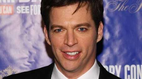 Actor and musician Harry Connick Jr. attends