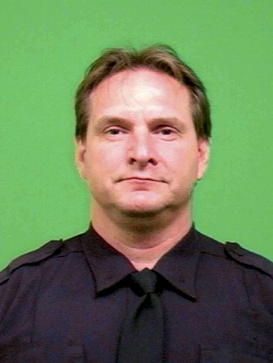 New York City Police Officer Peter Figoski was