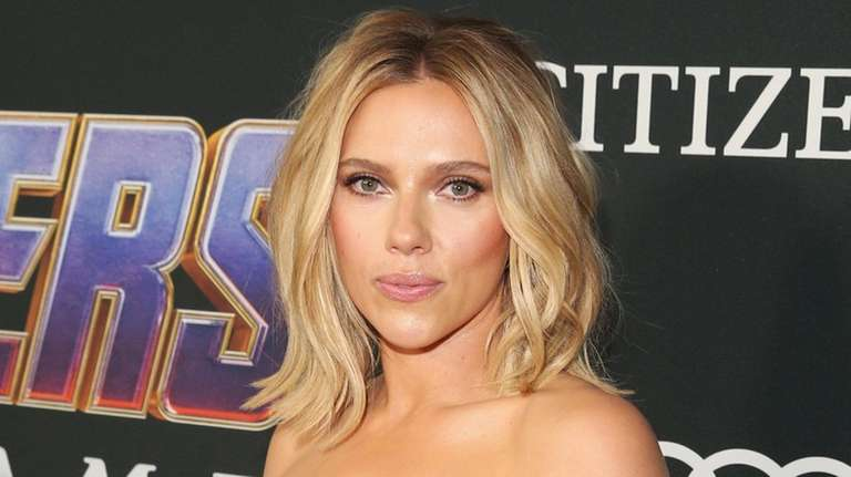 641132c2a39d Scarlett Johansson: I support diversity in the film industry | Newsday