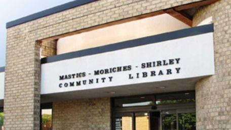 Mastics-Moriches-Shirley Community Library, @MMSCL:, for FollowLI