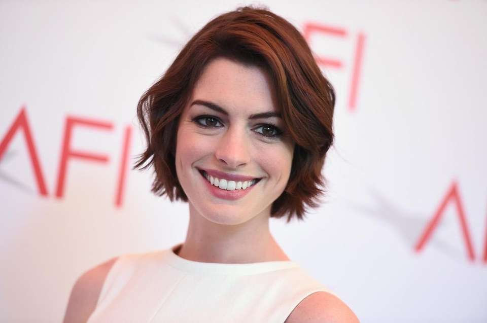 Actress Anne Hathaway is a supporter of the