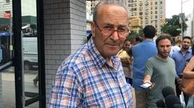 Sen. Chuck Schumer (D-N.Y.) on Sunday discussed the