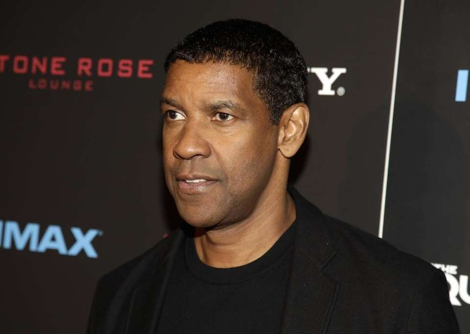 Actor Denzel Washington is a spokesman for the
