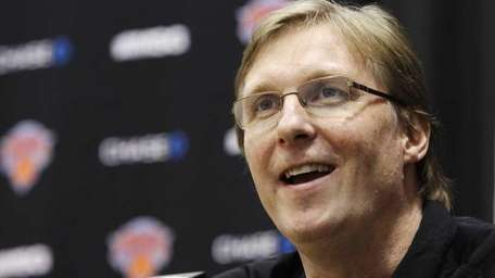 New York Knicks senior vice president for basketball