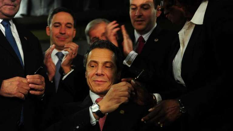 Gov. Andrew M. Cuomo signed the bill at