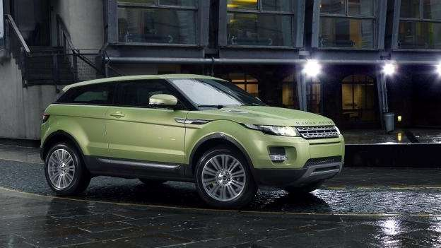 2012 Land Rover Evoque Wows With Driving Dynamics Newsday Heated Windshield Wiring