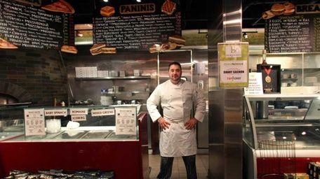 Chef Danny Gagnon of DoraNonnie Tapas and Wine