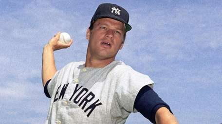 Former Yankees pitcher Jim Bouton in 1967.