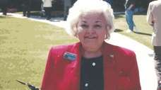 Florence Lisanti, of New Hyde Park, died June