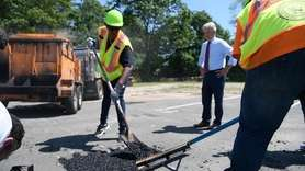 Suffolk County Executive Steve Bellone announced a $7 million plan
