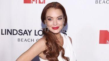"Lindsay Lohan attends MTV's ""Lindsay Lohan's Beach Club"""