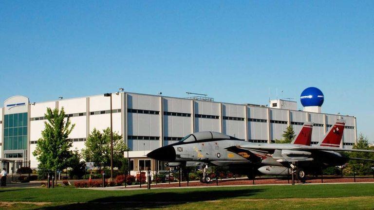 Northrop Grumman Aerospace Systems is modernizing its offices