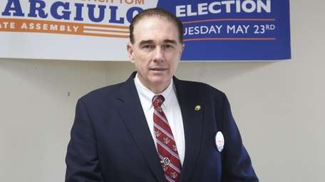 Tom Gargiulo has suspended his campaign for the