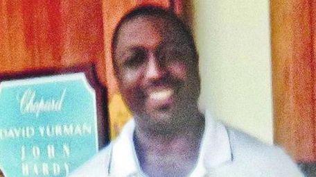 Eric Garner, shown in an undated family photo,