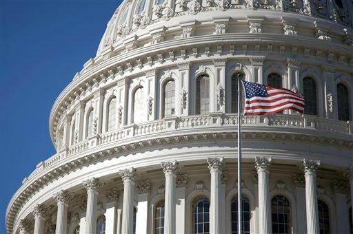 The U.S. Capitol building. (Nov. 19, 2011)