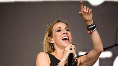 """Sheryl Crow is out with """"Everything Is"""