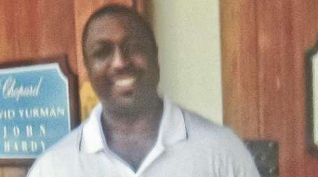 An undated photo of Eric Garner, who died