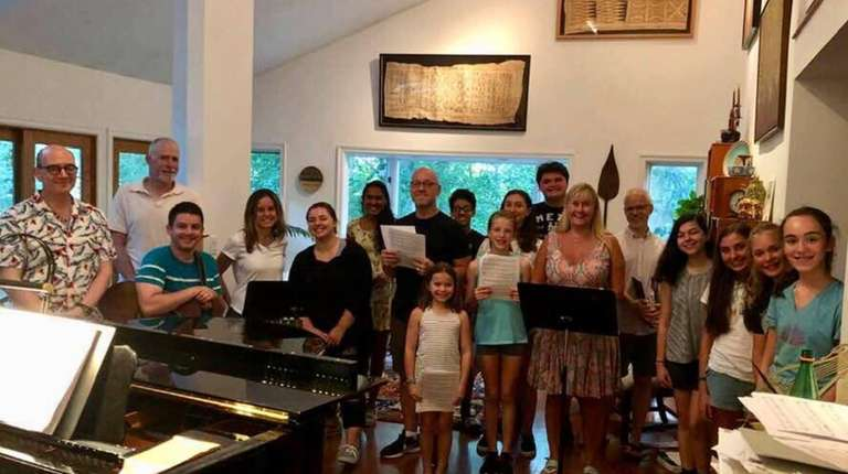 Long Island performers bring Broadway songs to Sea Cliff