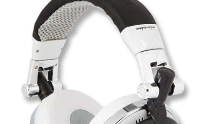 iFrogz Ear Pollution Mogul DJ Style Headphones -