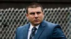 NYPD Officer Daniel Pantaleo was cleared Tuesday by