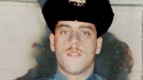 Officer Edward R. Byrne, 22, was shot in