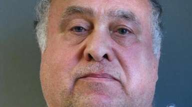 Richard Schipani, 63, of Bethpage, was charged with