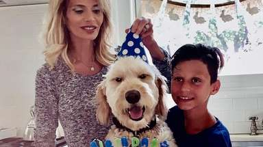 Sam's 4th birthday!