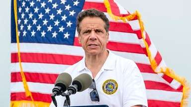 Gov. Andrew M. Cuomo on July 2.