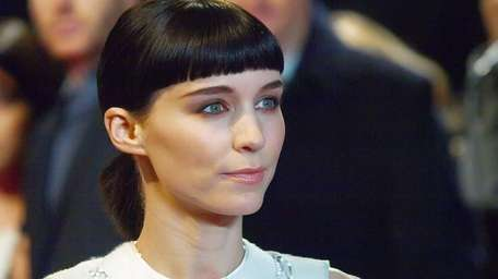 Actress Rooney Mara arrives for the world premiere