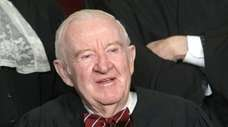 Justice John Paul Stevens in 2003.