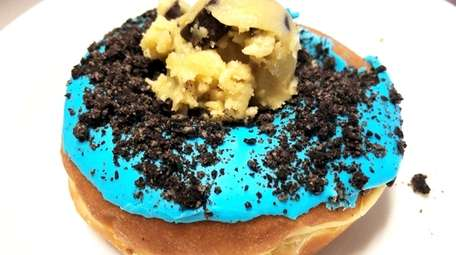 Surf Donuts, a new shop in Babylon, features