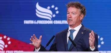 Sen. Rand Paul (R-Ky.) on June 27.