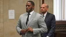 Singer R. Kelly pleaded not guilty to 11