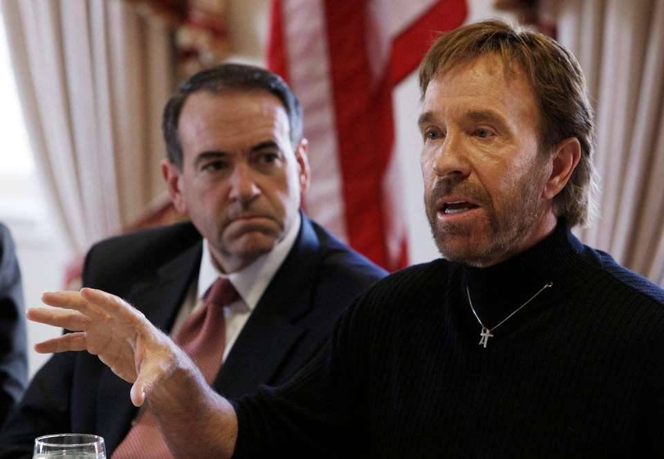Chuck Norris started the Kick Start Foundation in