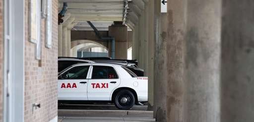 AAA Taxi is one of two taxi companies