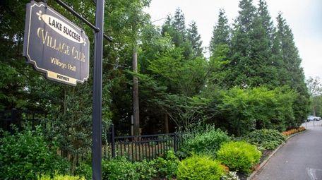 Lake Success Village Hall on Wednesday in Lake
