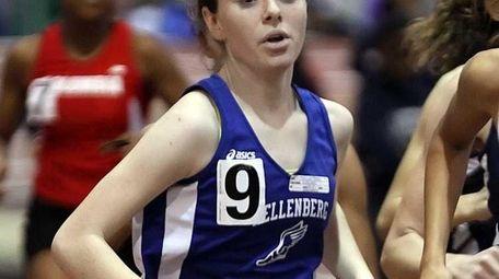 Kellenberg's Ashlin Corray finishes first for Long Island