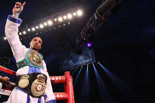 ATLANTIC CITY, NJ - DECEMBER 17: Andre Ward