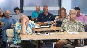A vote on tax breaks for senior housing