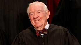 John Paul Stevens, the bow-tied, independent-thinking, Republican-nominated justice